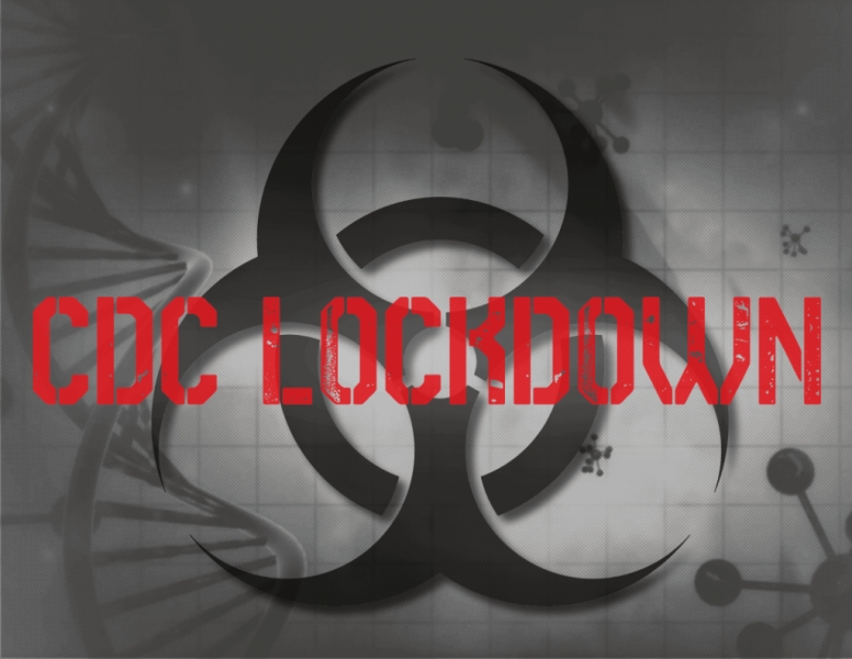Escape Game CDC Lockdown, Urban Escape Game. Alpharetta.