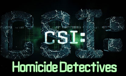 Escape Game CSI Homicide Detectives, Michigan Escape Games. Detroit.