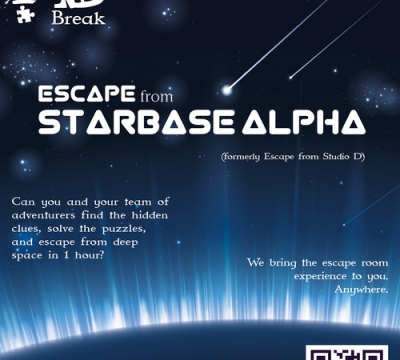Escape from Starbase Alpha