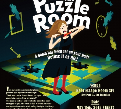 Escape from the Puzzle Room