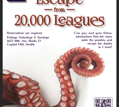 Escape from Twenty Thousand Leagues