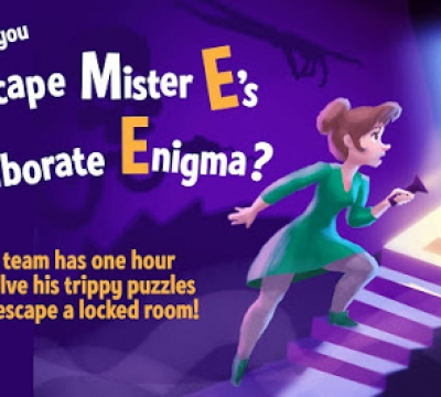 Escape Mister E's Elaborate Enigma