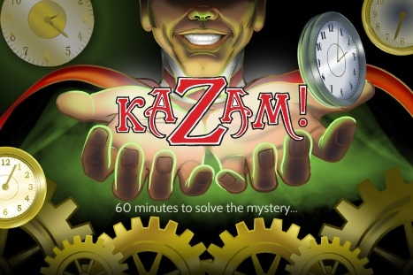 Escape Game Kazam!, Puzzah!. Denver.