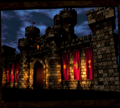 Night in the Castle