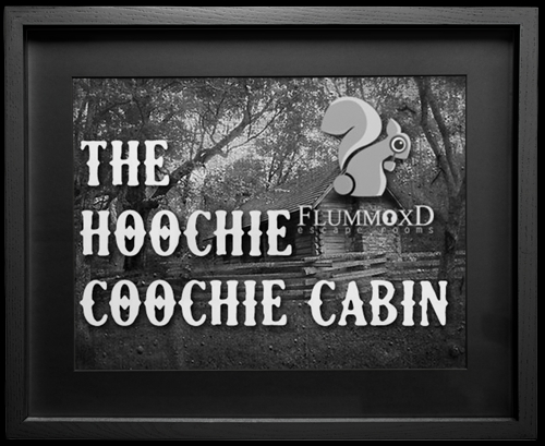 "Escape Game The Hoochie Coocie Cabin, Flummox""D Escape Rooms. Miami."
