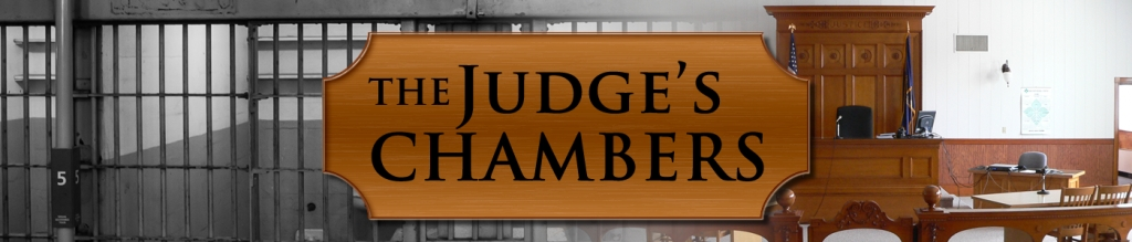 "Escape Game The Judge""s Chamber , Escape Game Time. Orlando."