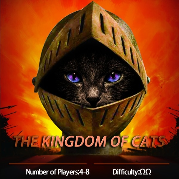 Escape Game The Kingdom of Cats, OMEscape. Washington.