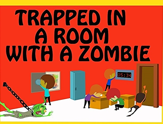 Escape Game Trapped in a Room with a Zombie, Room Escape Adventures. Chicago.